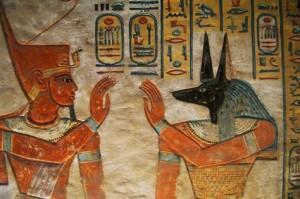 Egyptian High Five